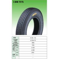 Tricycle Tyre J848 thumbnail image