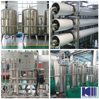 Mineral Water Treatment system