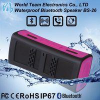 Waterproof and dustproof Bluetooth Speaker thumbnail image