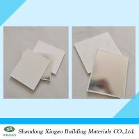 Factory Supply Decorative Fireproof PVC Paper Laminated Gypsum Boards False Ceiling Tiles thumbnail image