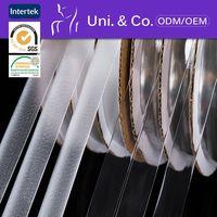 underwear accessories tpu clear elastic tape