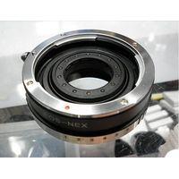 Adapter Ring For Canon EOS Lens to Sony NEX NEX-3 NEX-5