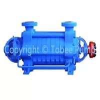 Hot water Multi Stage Centrifugal high head Pump thumbnail image