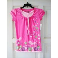 women's pink T-shirts thumbnail image