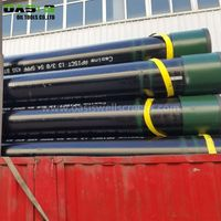 API 5CT Galvanized Casing&Tubing for Water Well Drilling