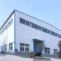 prefabricated workshop/prefab warehouse/steel structure warehouse/hall/hanger thumbnail image