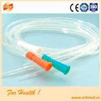 F6-F24 Sterile medical high grade PVC with or without X-ray stomach tube