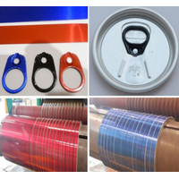 5182 h48 aluminium coil for easy open end ring