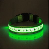 Pet Dog LED Leash, Safety Glow Leash