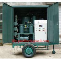 Mobile Type Transformer Oil Purifier, Oil Filtration Machine thumbnail image