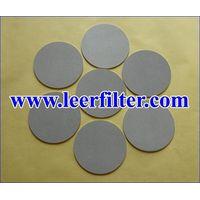 Stainless Steel Powder Filter Disc thumbnail image