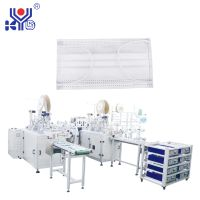 Fully Automatic Nonwoven Medical Face Mask Making Machine