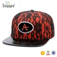 custom hat snap back cap sport cap