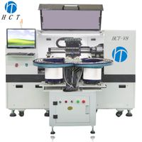 LED Lens Mounter Automatic Pick And Place Machine for LED Lens