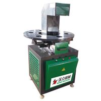 Aluminum profile 6-position punching machine