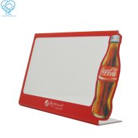 Wholesale Acrylic Sign Holder LED Table Stand for Supermarket / Shop / Bar / Table Top thumbnail image