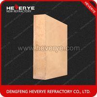 Side Wall Refractory Brick Zirconium Mullite Brick