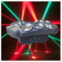 NEW stage lights 9*10W RGBW led spider light / moving head beam light