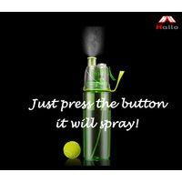 Fashion BPA Free Plastic Mist Spray Sport Drinking Water Bottle