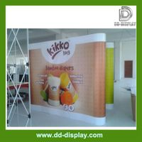 foldable pop up stand