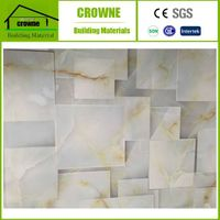 Best Selling UV Coating PVC Marble Sheet for Wall and Celing