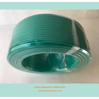 green industrial electrical cable fire resistant cable electric wires upwardcable
