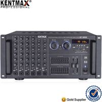 Excellect Quality 120 Watt 2 Channels Stereo DJ Amplifier for Stadiums thumbnail image