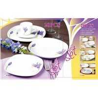 20pcs dinner set porcelain ceramic tableware dinnerware dinner set coffee tea set mug plate bowl cup