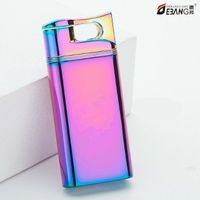 2017 China new rechargeable electronic USB cigarette lighter