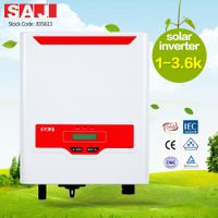 SAJ grid tied solar inverter for on-grid solar system