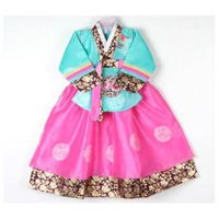 Korean Traditional Hanbok for Kids thumbnail image