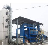 Water spray purification tower thumbnail image