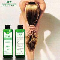Incredibly mild and gentle, all-natural & organic FEG Hair Shampoo
