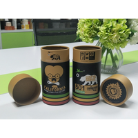 T-shirt packaging kraft paper tube