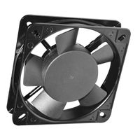 110*110*25mm Customized AC Axial Fan FAB(S)1125 110/220/240V Two ball & Sleeve Bearing Cooling Fan