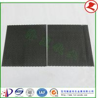 Ru-Ir Coated Titanium Anode for Sodium Hypochlorite