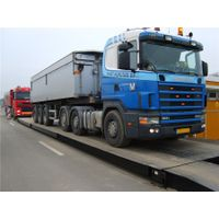 3X18M,60T SCS Modular electronic truck weighbridge scale