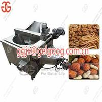 Fried Kuli Kuli Machine|Nigerian Groundnut Snacks Frying Machine thumbnail image