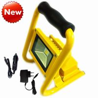 2014 New Rechargeable Portable LED Flood Light 10W thumbnail image