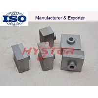 Sugar Cane white iron shredder hammer tips for Sugar Industry
