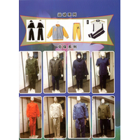 Labor supplies protection clothes