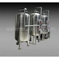 APS Activated Carbon Filter/Quartz Sand Filter/Multimedia Filter for Water Treatment