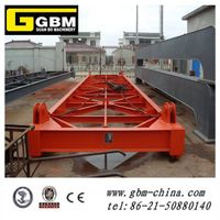 20' 40' container spreader