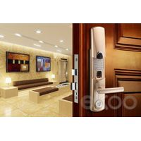 Audit trail security biometric fingerprint door lock F1