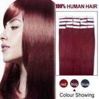 PU/Skin Weft Tape Hair Extension thumbnail image
