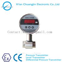 Digital Differential Pressure Transmitter Ce Certification Compatible, Noncorrosive Gases & Liquids