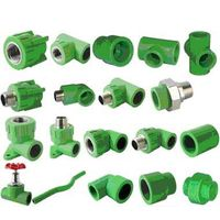 PPR pipe-plastic pipe-water pipe-pipe fitting thumbnail image