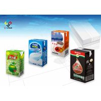 Milk And Juice Aseptic Packages Sleeve thumbnail image