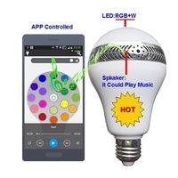LED Lamp Wireless Bluetooth Music Player Speaker