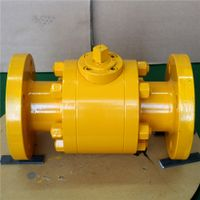 ANSI Forging Steel Floating Ball Valve for Water Oil Gas thumbnail image
